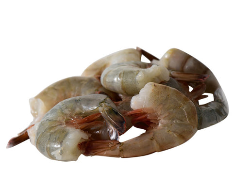 MEDIUM WHITE SHRIMP (26/30 CT)