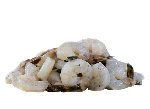 PEELED & DEVEINED LARGE TIGER SHRIMP (16/20 CT)
