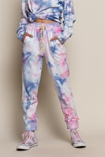 Obsessed Or Not Hand Dip Dye Sweatpants