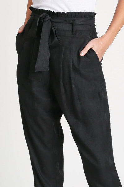 Crop Bow Pants