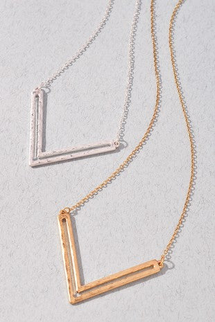 Angie Arrow Necklace
