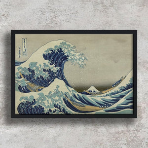 The Great Wave off Kanagawa - Katsushika Hokusai - Cityofparadise - Japanese Print - Japanese Prints for sale - Japanese Woodblock Print