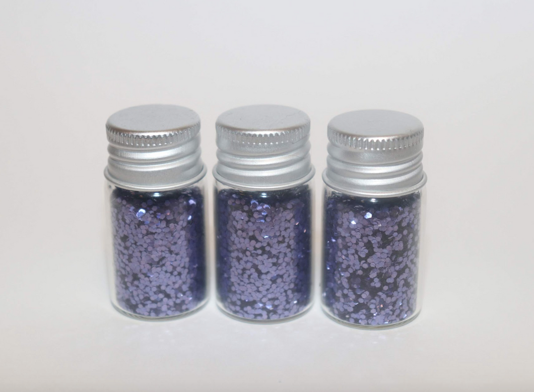 BIODEGRADABLE GLITTER: Two Colors Left