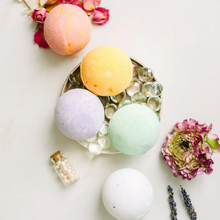 Load image into Gallery viewer, Lavender Bath Bomb