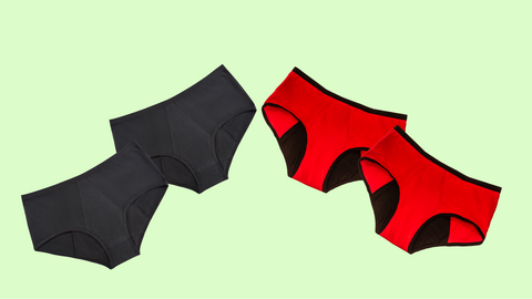 Period Panties: The Latest in Menstrual Hygiene!