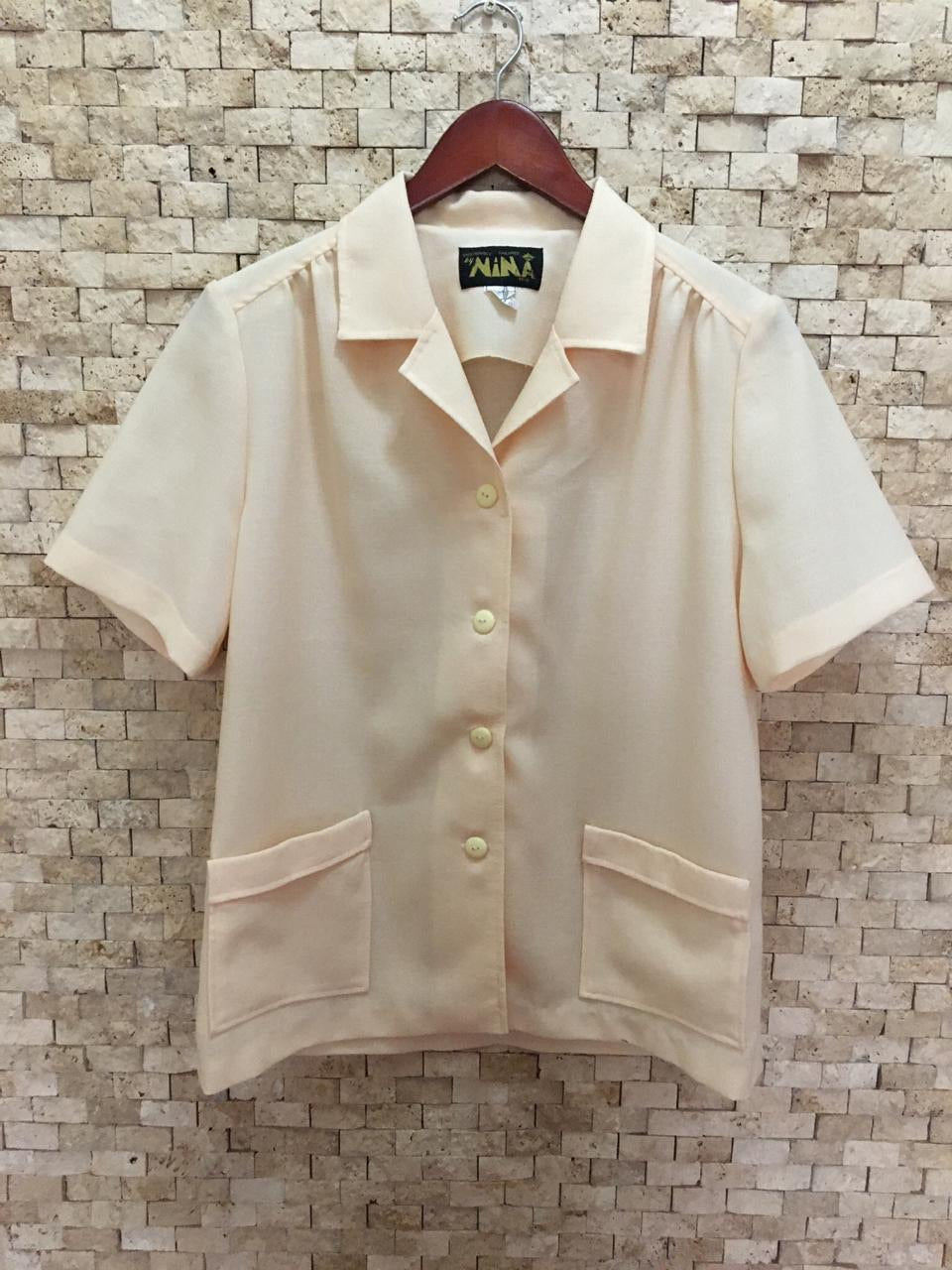 Vintage short sleeved suit