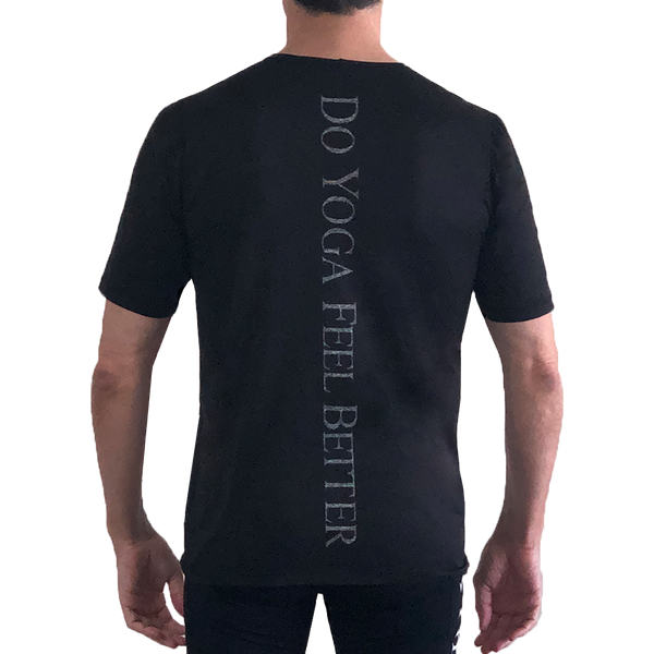 """Do Yoga Feel Better"" T-Shirt"