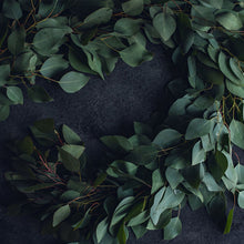 Eucalyptus burial garland 4 feet long
