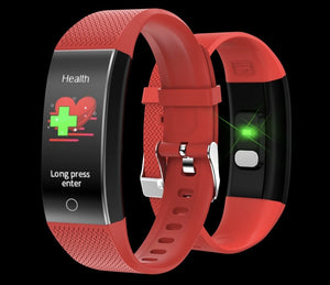 World Class Fitness Tracker