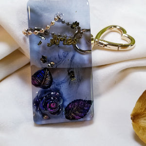 Moroyal handmade 12 constellations keychain