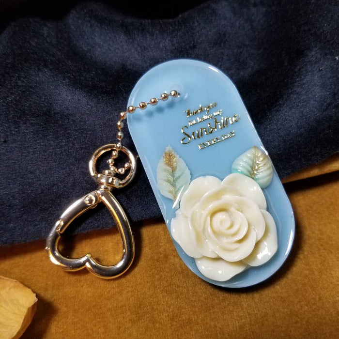 Moroyal DIY handmade Resin Keychain