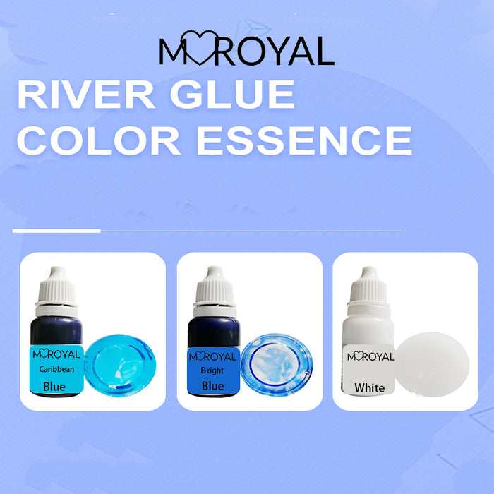 Moroyal River glue color essence