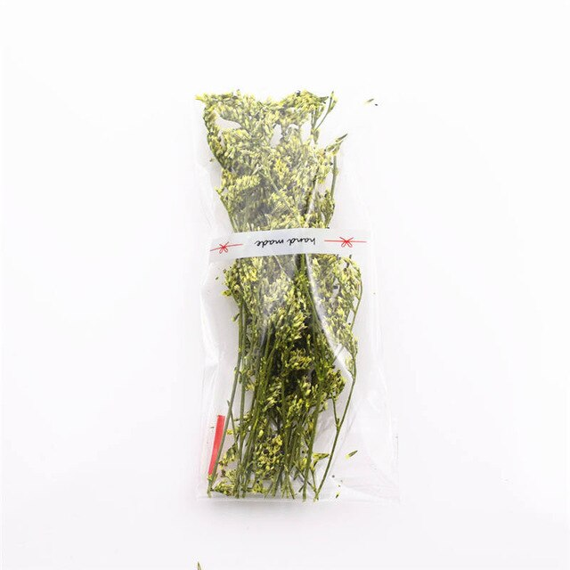 1 bag Natural Dried flowers fillings