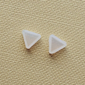 1pair earrings small beads Silicone Mold for jewelry Resin Silicone Mould handmade tool DIY  epoxy resin molds