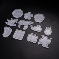 Tears Shaker Mold UV Resin Jewelry Molds DIY Jewelry Craft Tool Oil Syringe Jewelry Accessories