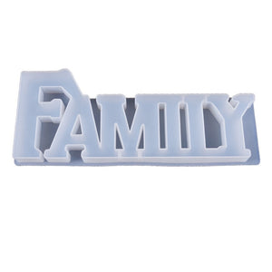 diy welcome letter mold crystal epoxy mold welcome to the letter word welcome decoration listing silicone mold