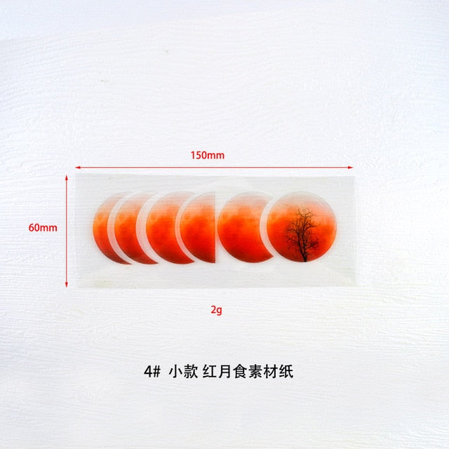 DIY lunar eclipse resin mold handmade moon crystal epoxy mold moon planet pendant pendant silicone mold
