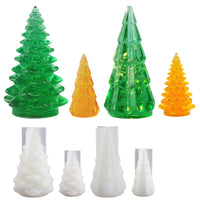 DIY Crystal Epoxy Resin Mold Christmas Tree
