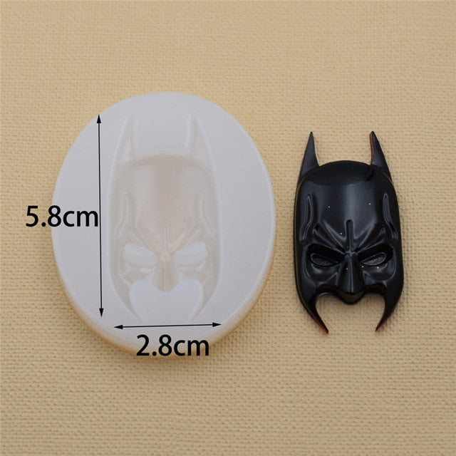 Silicone Mold for jewelry heroes Resin Silicone Mould handmade tool   Resin  epoxy resin molds