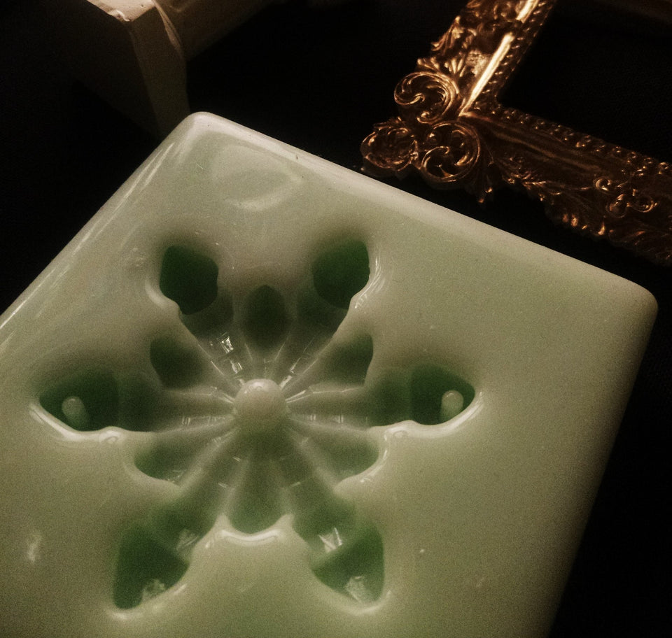 Moroyal Handmade Snowflake collection silicone molds resin mold