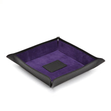 Load image into Gallery viewer, WOLF Blake Coin Tray - Black Pebble