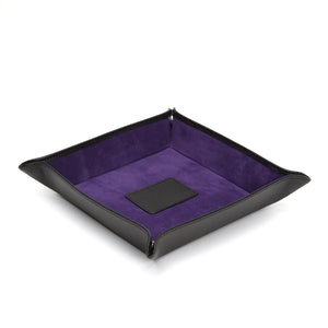 WOLF Blake Coin Tray - Black Pebble
