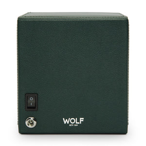 WOLF Cub Winder with cover - Green