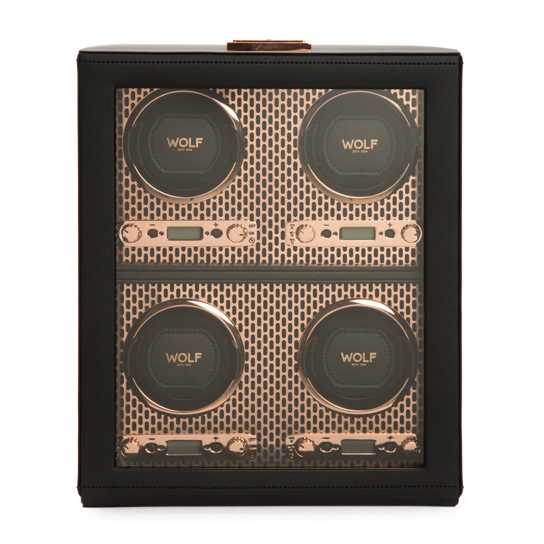 WOLF Axis 4 Piece Winder - Copper