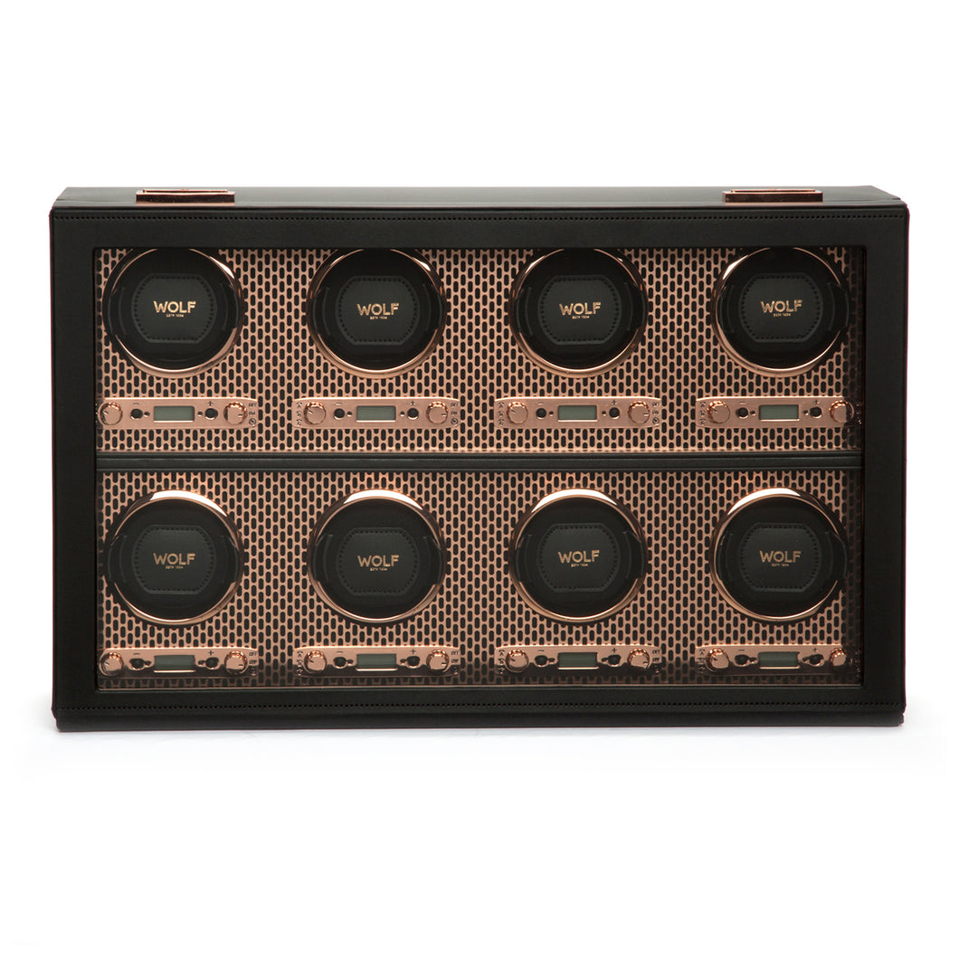 WOLF Axis 8 Piece Winder - Copper