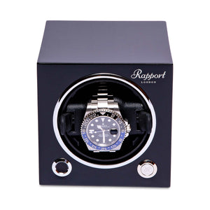 RAPPORT Evo single watch winder - Black