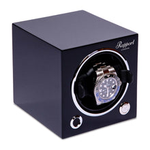 Load image into Gallery viewer, RAPPORT Evo single watch winder - Black