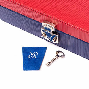 RAPPORT  -  Red And Blue Jewellery Box