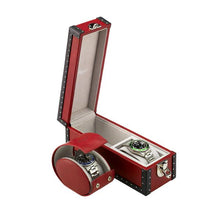 Load image into Gallery viewer, RAPPORT  -  Kensingtion Two Red Watch Box