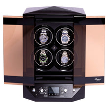 Load image into Gallery viewer, RAPPORT Templa Watch Winder - Ebony