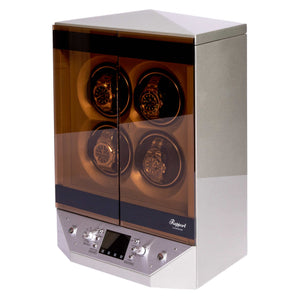 RAPPORT Templa watch winder - Silver