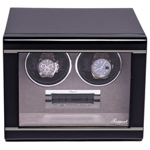 Load image into Gallery viewer, RAPPORT Formula duo watch winder - Black