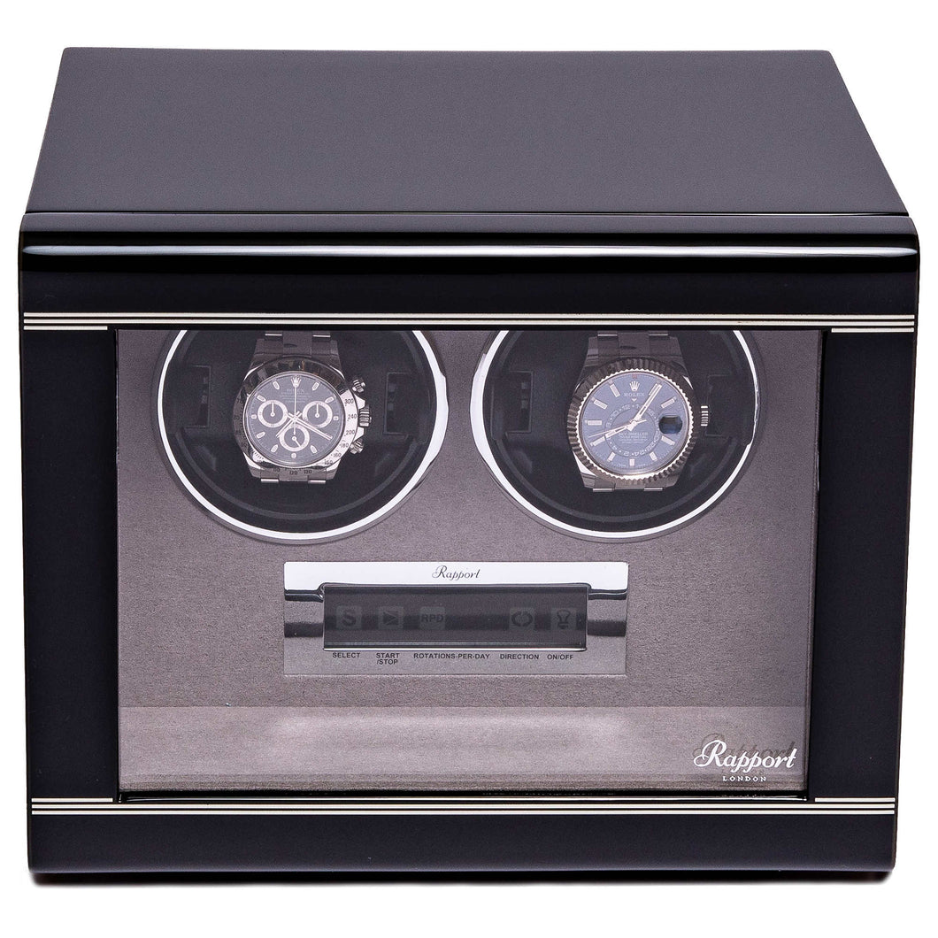RAPPORT Formula duo watch winder - Black