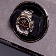 Load image into Gallery viewer, RAPPORT Perpetua III single watch winder - Black