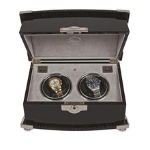 Load image into Gallery viewer, RAPPORT  -  Serpentine Duo Watch Winder