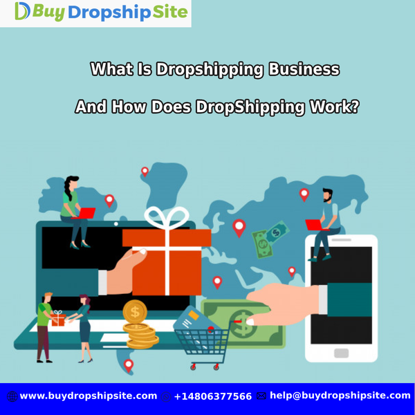 What Is Dropshipping Business And How Does DropShipping Work?