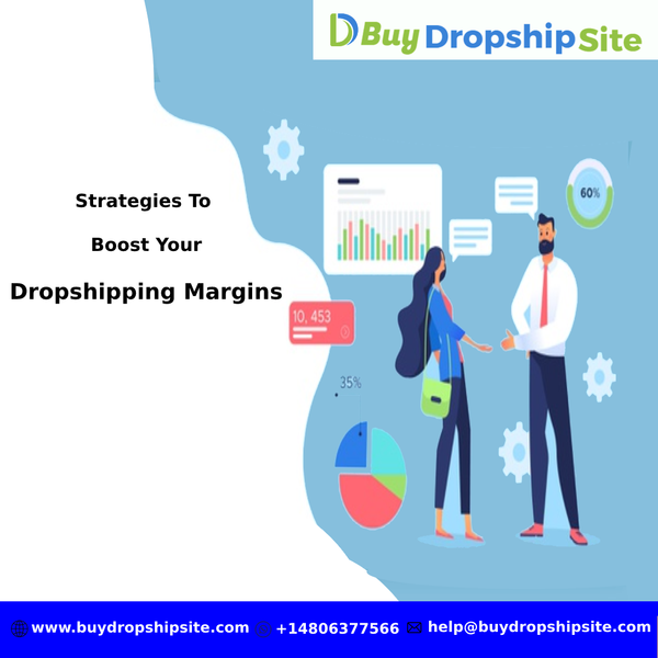 Strategies To Boost Your Dropshipping Margins