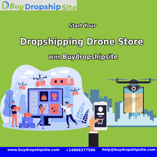 Start Your Dropshipping Drone Store With Buydropshipsite