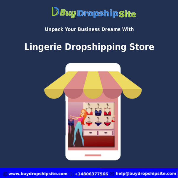 Unpack Your Business Dreams With Lingerie Dropshipping Stores