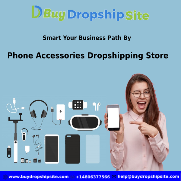 Smart Your Business Path By Phone Accessories Dropshipping Store