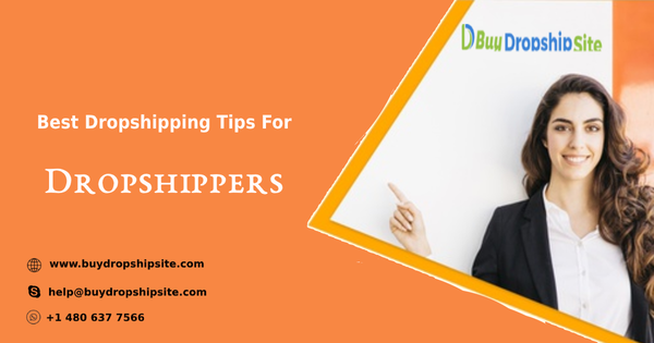 Best Dropshipping Tips for drophippers