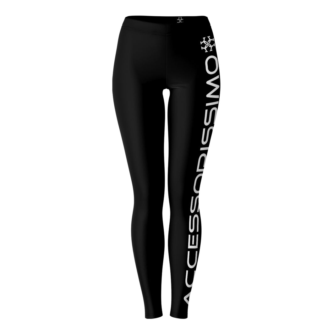 GT WORKOUT Black Legging