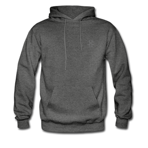HANES BEACH Sudadera - charcoal gray