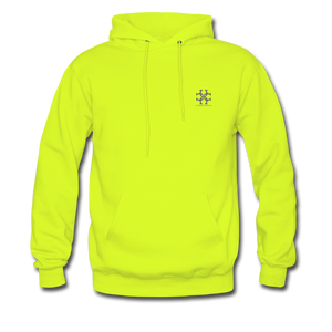 HANES BEACH Sudadera - safety green