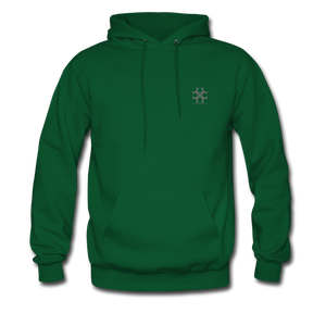 HANES BEACH Sudadera - forest green
