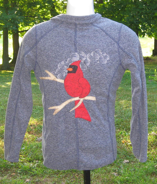 Red Bird Jacket